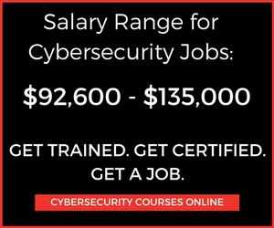 Cybersecurity Courses Online